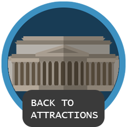 Attractions Badge Icon